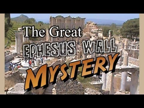 The Great Ephesus Wall Mystery