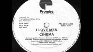 Cinema  -  I Love Men