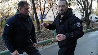 Защита от ножевых атак. Юрий Кормушин.