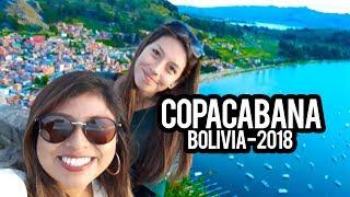 COPACABANA BOLIVIA 2018 - Monte del Calvario