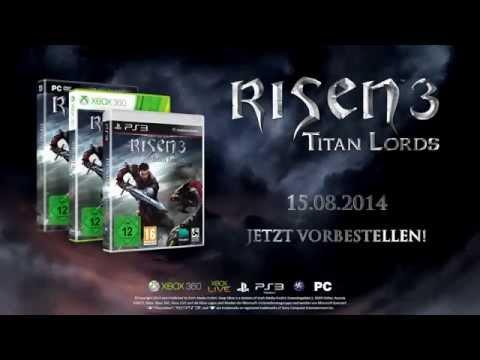 Risen 3 Titan Lords[Official CGI Trailer] Deutsch