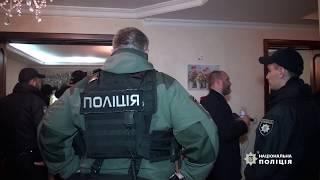 У Києві поліція затримала групу осіб, котрі намагалися захопити квартиру місцевої жительки