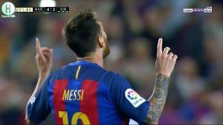 اهداف مبارة برشلونة و إيبار     4-2    الدوري الإسباني    21-5-2017