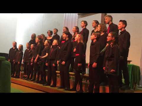 This is Opera sung  Geelong Youth Choir