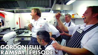 Gordon Ramsay Helps A Man Propose In The Kitchen | The F Word Full Episode