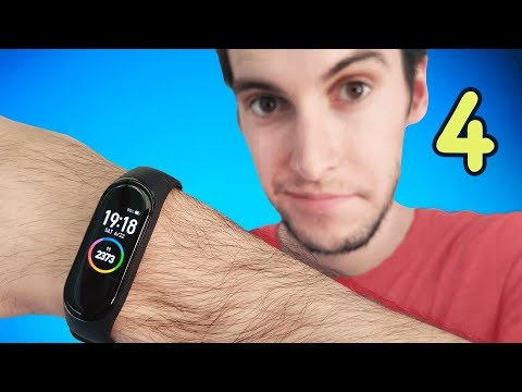 Xiaomi Mi Band 4 REVIEW - Lo BUENO y lo MALO!!!! + VS Mi Band 3
