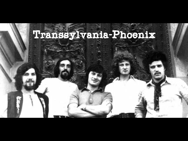 """Transsylvania-Phoenix — Balada """"Negru Vodă"""" (1972) 🤘🏻"""