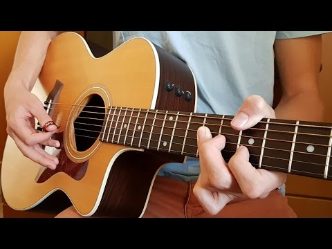 Lesson: Classical Gas FULL (Tommy Emmanuel arrangement)- Hanan Pyatsky