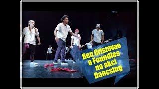 Ben Cristovao a Foundies Dancsing divadlo Hybernia Praha Dance Academy Prague by Yemi AD 2017
