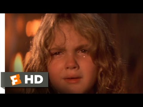 Firestarter (10/10) Movie CLIP - Charlie Burns Everything (1984) HD
