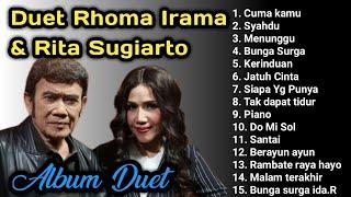 Rhoma Irama dan Rita Sugiaryo Duet Nonstop Album Kenangan
