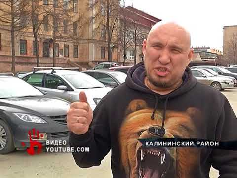 В Калининском районе Челябинска задержан вандал