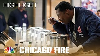 The Firehouse 51 Chili Cook-Off Results - Chicago Fire (Episode Highlight)