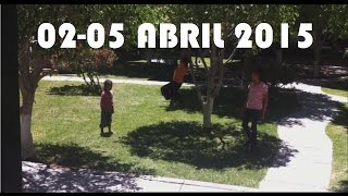 SEMANA SANTA EN TEOCALLI | 02-05.04.2015 | Dailyblogs