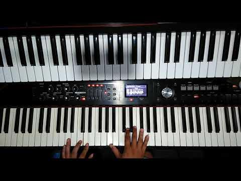 NDC Ada mujizat dalam bersyukur piano tutorial / cover (original version)