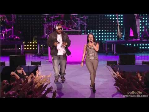 Timbaland feat. JoJo - Lose Control - 02/04/10 (Pepsi Super Bowl Fan Jam 2010) [HDTV]