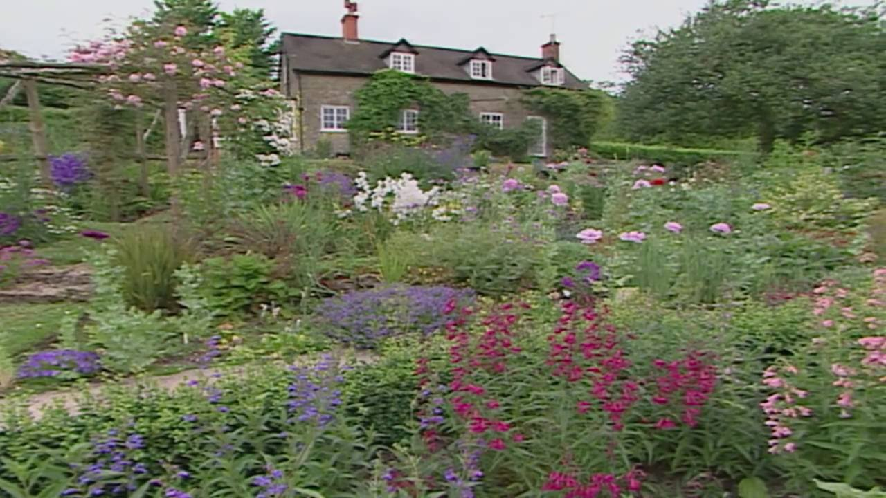 English Cottage and Country Gardens YouTube