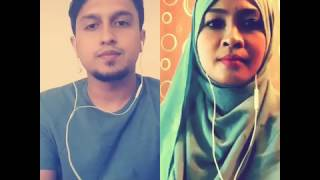 Sitinordiana vs haziq hot fm