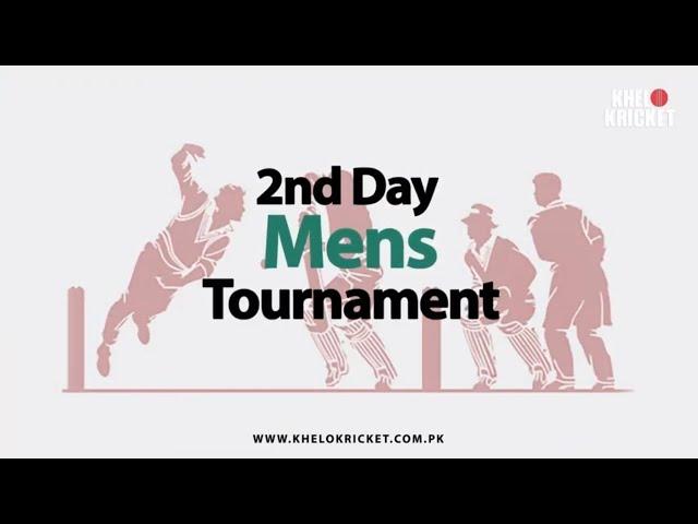 2nd Mens Tournament 2021 Highlight