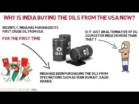 Why Is India Buying Crude Oil From USA ? Is It Cheaper? |ThingsToKnow