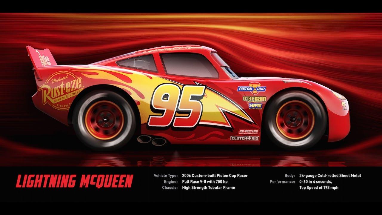 Lightning Mcqueen Disney Pixar S Cars 3 Youtube