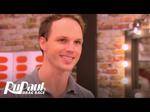 RuPaul's Drag Race (Season 8 Ep. 8) | Workroom Throwdown: Derrick Vs Naomi | Logo