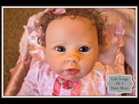 The Ashton-Drake Galleries Katie Doll Review & Giveaway!