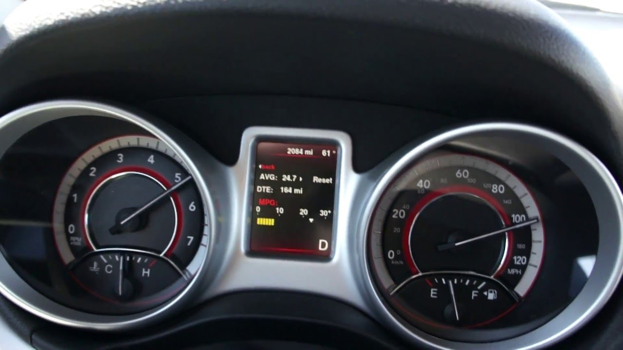 2016 Dodge Journey 24 Acceleration 0  Top Speed  YouTube