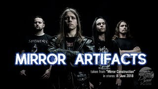 MINDREAPER -  Mirror Artifacts (official lyricvideo)