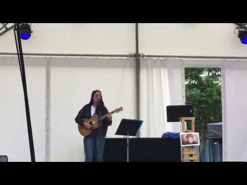 Trip Pony Does George Michael, Live at Aotea Square, Auckland Arts Festival, part 1