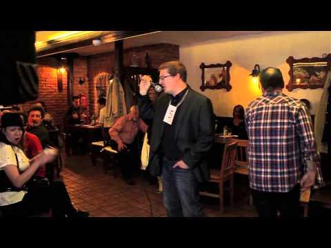 II. Fandango Karaoke Verseny - Somogyi Tibor - Szájbergyerek