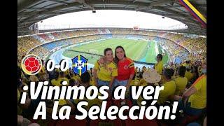 Colombia 0 Vs. Brasil 0 / Eliminatorias Catar 2022
