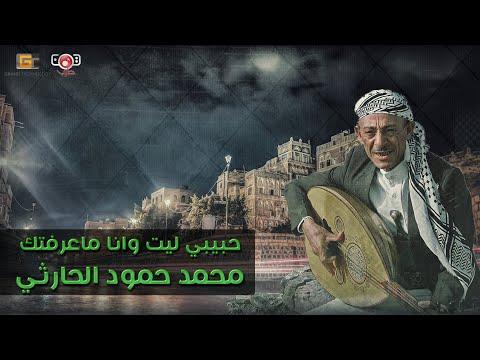 حبيبي ليت وانا ماعرفتك - محمد حمود الحارثي | Mohammed Hammoud Al-Harthy - Habibi Layt Wanaa Ma