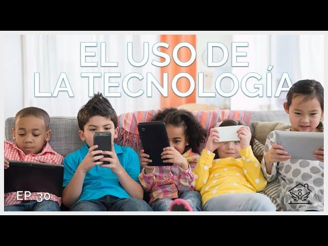 La tecnología deja huella   El ángel de tu hogar