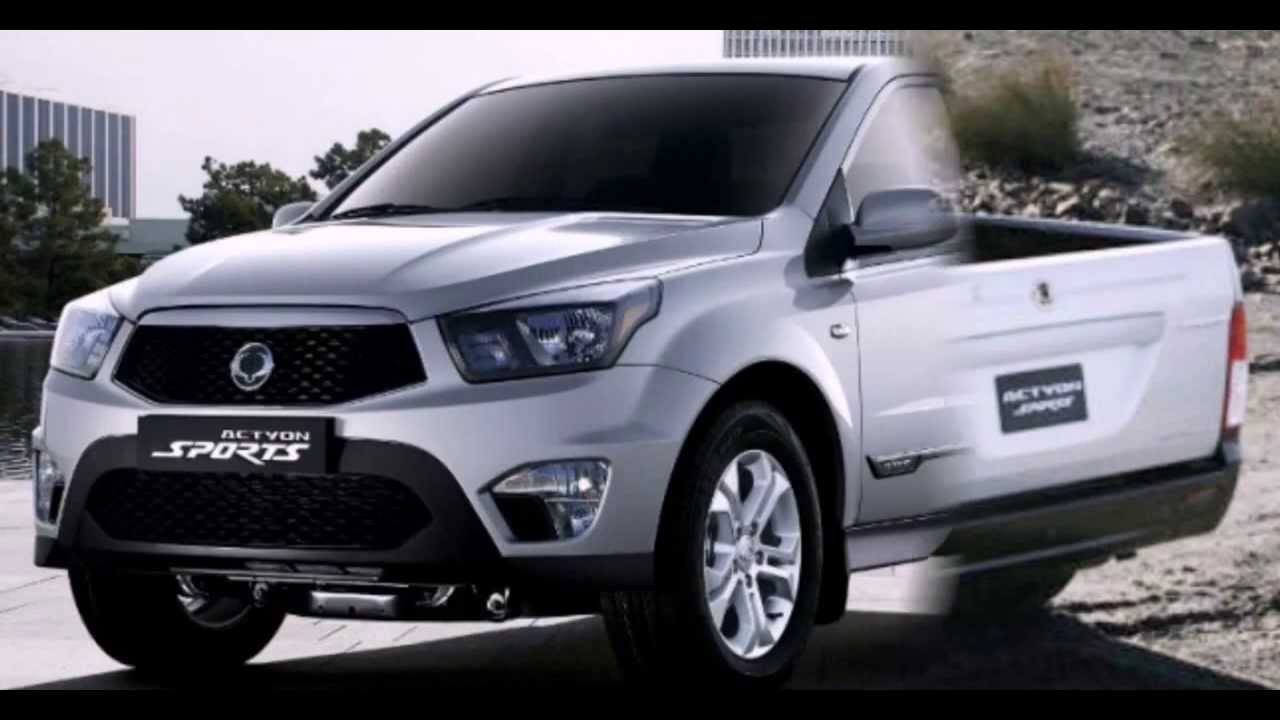 ssangyong actyon sports 2014 youtube. Black Bedroom Furniture Sets. Home Design Ideas