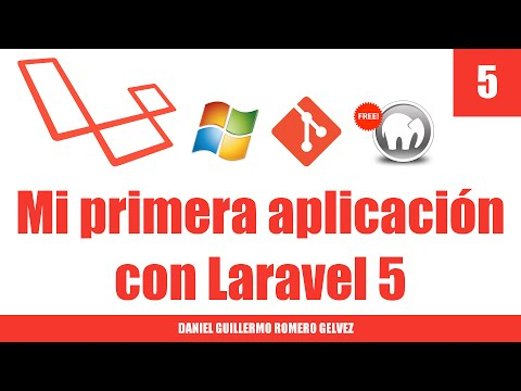 Implementando material design en #Laravel5