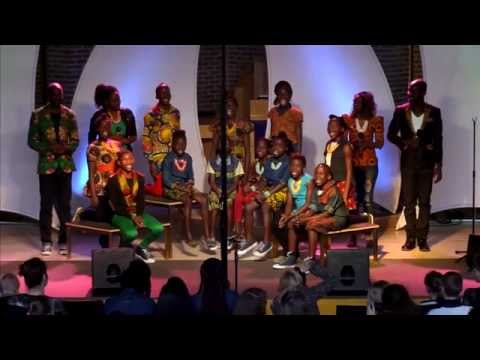 """Watoto """"OH, WHAT LOVE"""" live tour in de Bethelkerk Veenendaal 7-3-2015"""