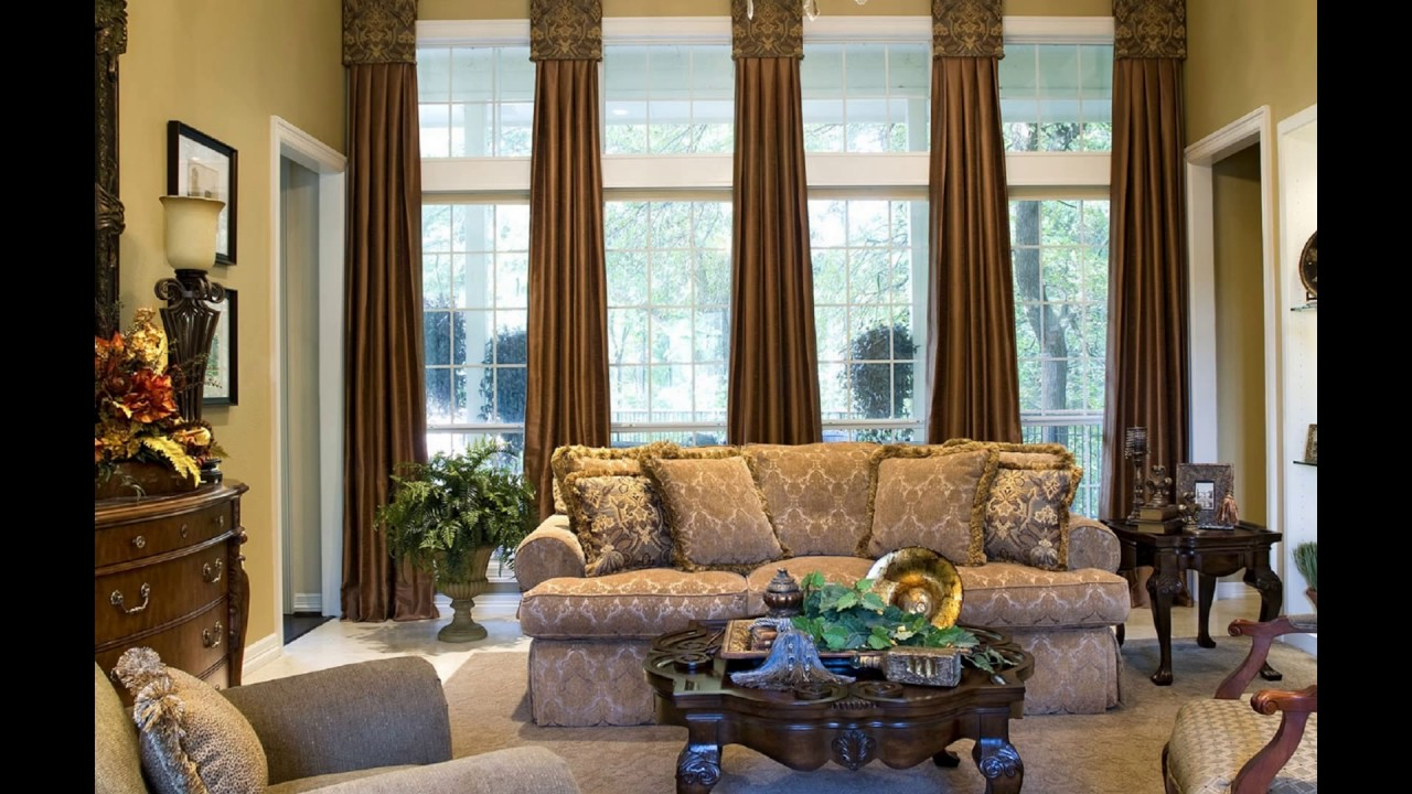 Window Treatments For Large Windows You