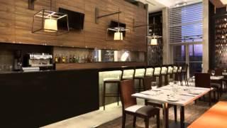 Hilton Garden Inn Santiago Airport hotel official video