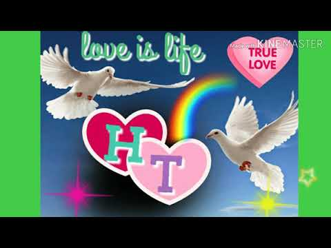 H@T letter whatsapp love status Love song