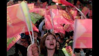 【丁弘彬:台湾总统大选选票告诉两党亲美是人民的选择】#精彩点评
