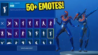 *NEW* CRITERION SKIN with 50+ Emotes/Dances in Fortnite!