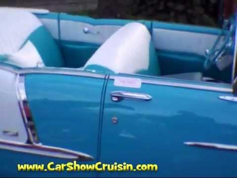 1955 chevy bel air 4 door convertible youtube for 1955 chevy 4 door to 2 door conversion
