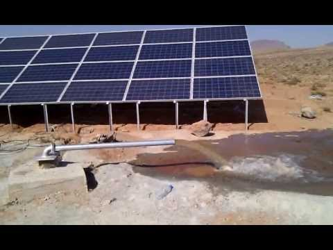pompe solaire lorentz 15k au maroc essaouira ste energie de demain