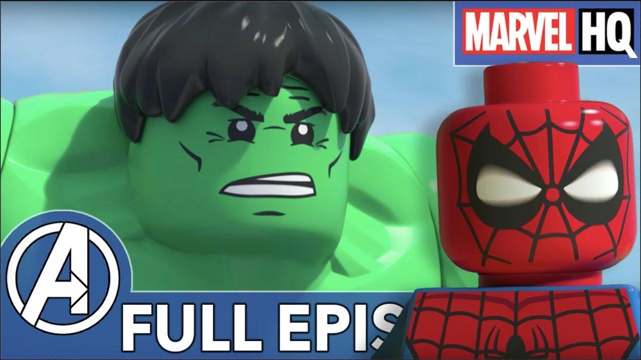 Download LEGO Avengers Fight Super Villains! | Marvel LEGO: Maximum Overload (ALL EPISODES)