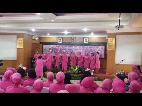 Lagu Nelayan oleh Bhayangkari Cabang Tanjung Jabung Timur