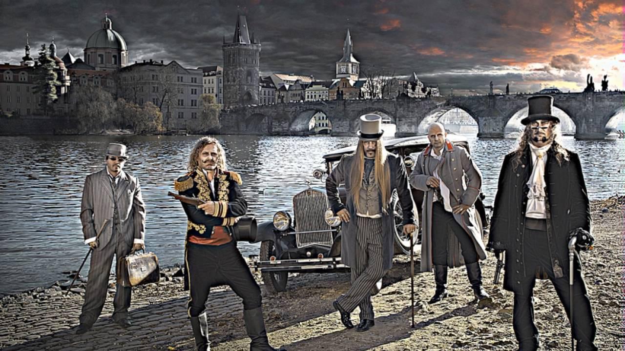 Kabát - Banditi di Praga b05aa3780c0