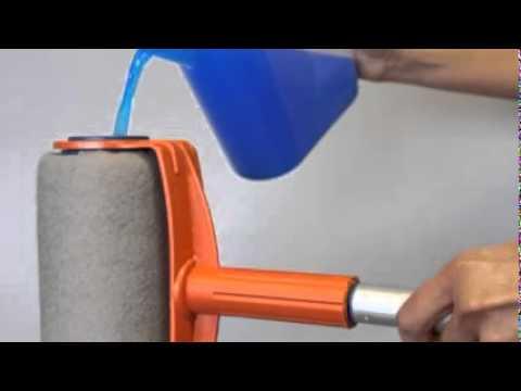 Magic roller rodillo de pintura para pintar paredes y - Rodillos para pintar paredes ...