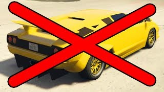 DO NOT BUY THIS NEW DLC CAR IN GTA 5 ONLINE! (WARNING)