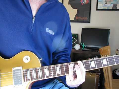 Gimme Shelter (Standard Tuning) Lesson - Rolling Stones - YouTube